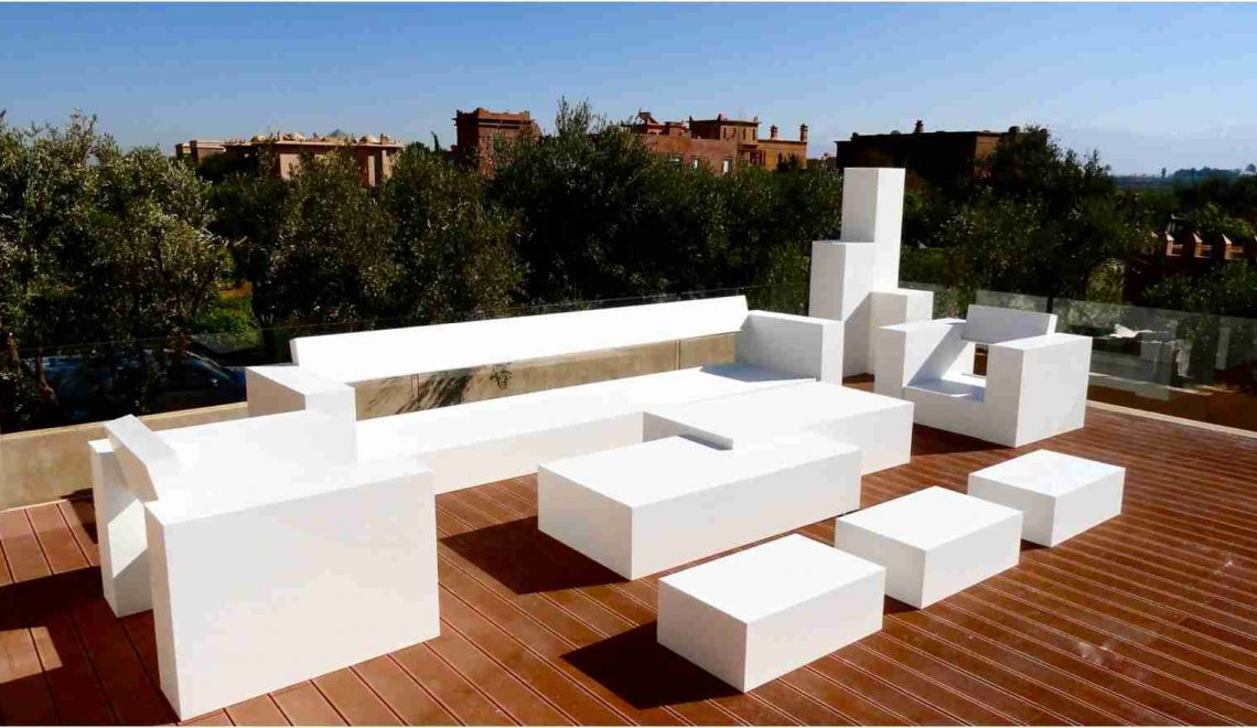 Des meubles designs pour son aménagement extérieur ...